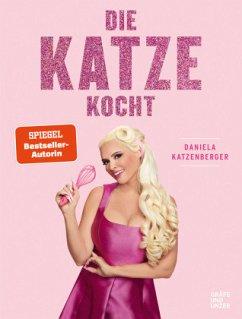 Die Katze kocht! (Mängelexemplar) - Katzenberger, Daniela