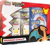 Pokémon 25th Anniversary Celebrations Kollektion V Box (deutsch) (Sammelkartenspiel)
