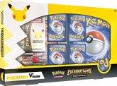 Pokémon 25th Anniversary Celebrations V-Union Spezial-Kollektion (deutsch) (Sammelkartenspiel)