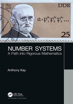 Number Systems (eBook, ePUB) - Kay, Anthony