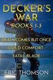 Decker's War: Books 1-3 (Commonwealth and Empire) (eBook, ePUB)