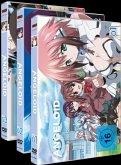 Angeloid - Sora no Otoshimono - Staffel 1 - Gesamtausgabe - Bundle - Vol.1-3