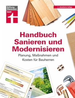 Handbuch Sanieren und Modernisieren (eBook, PDF) - Burk, Peter