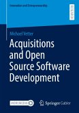 Acquisitions and Open Source Software Development