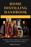 Home Distilling Handbook: The Ultimate Guide to Making Your Own Brandy, Whiskey, Vodka, Moonshine and More (eBook, ePUB)