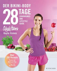 28 Tage zum Bikini-Body (Mängelexemplar) - Itsines, Kayla