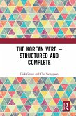 The Korean Verb - Structured and Complete (eBook, ePUB)
