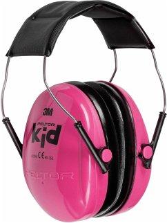 Peltor Kid Kapselgehörschutz Kapselgehörschutz KIDR pink