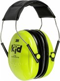 Peltor Kid Kapselgehörschutz KIDV 27 dB neon grün