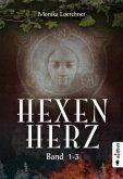 Hexenherz. Teil 1-3, 3 Teile