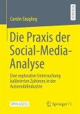Die Praxis der Social-Media-Analyse