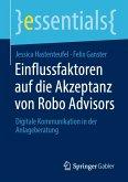 Einflussfaktoren auf die Akzeptanz von Robo Advisors (eBook, PDF)