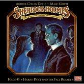 Sherlock Holmes - Die geheimen Fälle des Meisterdetektivs, Folge 45: Harry Price und der Fall Rosalie (MP3-Download)