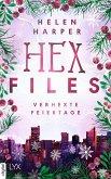 Hex Files - Verhexte Feiertage (eBook, ePUB)