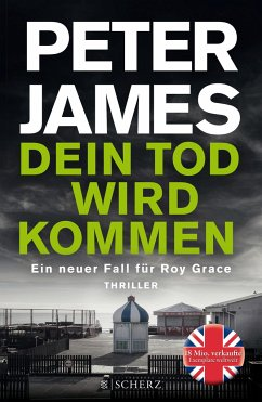 Dein Tod wird kommen / Roy Grace Bd.11 (Mängelexemplar) - James, Peter