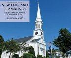 New England Ramblings: Seeking Spiritual Revival in a Land of Beauty