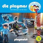 Die Playmos - Das Original Playmobil Hörspiel, Folge 75: Dem Betrüger auf der Spur (MP3-Download)