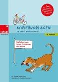 Kopiervorlagen zu den Lesetandems. 3./4. Schuljahr
