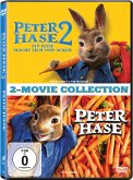 Peter Hase 1+2, 2 DVD