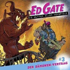 Ed Gate - Folge 03, 1 Audio-CD (Restauflage) - Kassel, Dennis