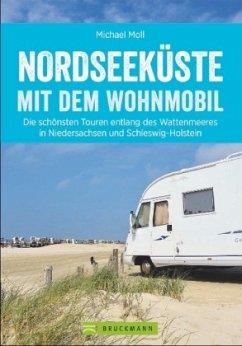 Nordseeküste mit dem Wohnmobil (Mängelexemplar) - Moll, Michael