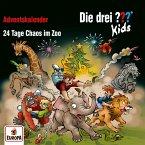 Adventskalender-24 Tage Chaos Im Zoo