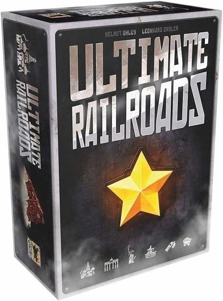 Ultimate Railroads (Spiel)