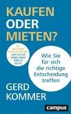 Kaufen oder Mieten? (eBook, PDF)