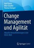 Change Management und Agilität