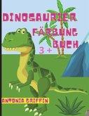 Dinosaurier-Malbuch