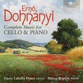 Dohnanyi:Complete Music For Cello & Piano