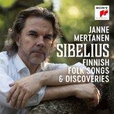 Sibelius - Finnish Folk Songs & Discoveries