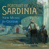 Portrait Of Sardinia,New Music For Guitar