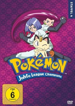 Pokemon Staffel 4: Die Johto Liga Champions - Matsumoto,Rica/Iizuka,Mayumi/Ueda,Yuji/+