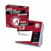Alabama Crimson Tide 2022 Box Calendar