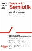 Zeitschrift für Semiotik / Schlagersemiotik / Zeitschrift für Semiotik Band 42, Heft 1-2/2020