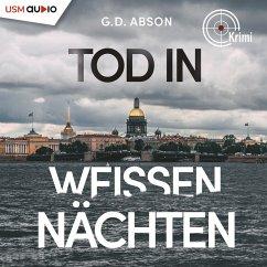 Tod in Weißen Nächten (MP3-Download) - Abson, G.D.