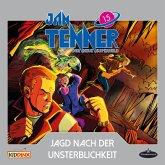 Jan Tenner Hörspiel - Der neue Superheld - Folge 15: Jagd nach der Unsterblichkeit (MP3-Download)