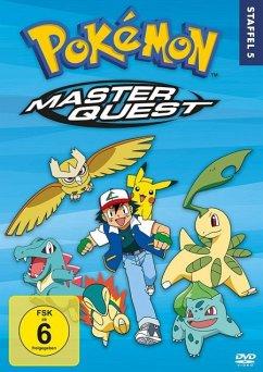 Pokemon-Staffel 5:Master Quest - Matsumoto,Rica/Izuka,Mayumi/Ueda,Yuji/+