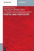 Grundthemen der Literaturwissenschaft: Poetik und Poetizität