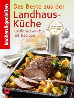 Kochen & Genießen: Beste aus der Landhaus-Küche (Mängelexemplar) - Pahlkötter, Manfred