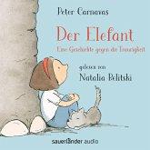 Der Elefant - Eine Geschichte gegen die Traurigkeit (Ungekürzt) (MP3-Download)
