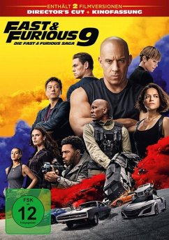 Fast & Furious 9 - Vin Diesel,Michelle Rodriguez,Tyrese Gibson