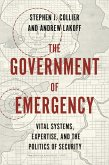 The Government of Emergency (eBook, ePUB)