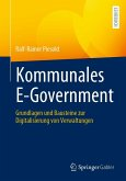 Kommunales E-Government (eBook, PDF)