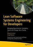 Lean Software Systems Engineering for Developers (eBook, PDF)
