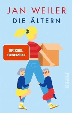 Die Ältern / Pubertier Bd.4 (Mängelexemplar) - Weiler, Jan