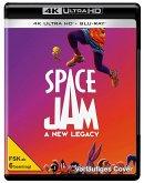 Space Jam: A New Legacy 4K Ultra HD Blu-ray + Blu-ray