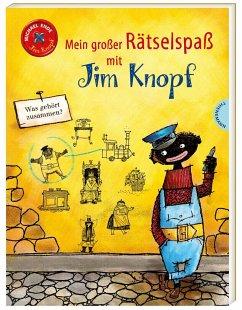 Mein großer Rätselspaß mit Jim Knopf (Mängelexemplar) - Ende, Michael