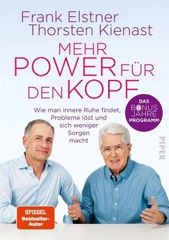 Mehr Power für den Kopf (Mängelexemplar) - Kienast, Thorsten;Elstner, Frank